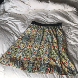 New with tags LulaRoe skirt